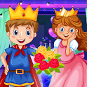 Pretend Play Princess Wedding Party : Royal Castle icon