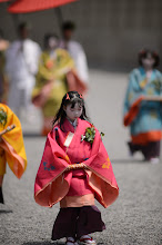 """Photo: This photo appeared in an article on my blog on May 30, 2013. この写真は5月30日ブログの記事に載りました。 """"Kyoto's Aoi Matsuri Festival, Part 3"""" http://regex.info/blog/2013-05-30/2264"""