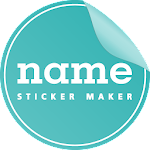 Style Name Sticker Maker 1.1