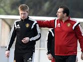 Wilmots conseille à De Bruyne de rester à Wolfsburg