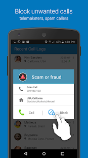 Caller ID & Number Locator Screenshot