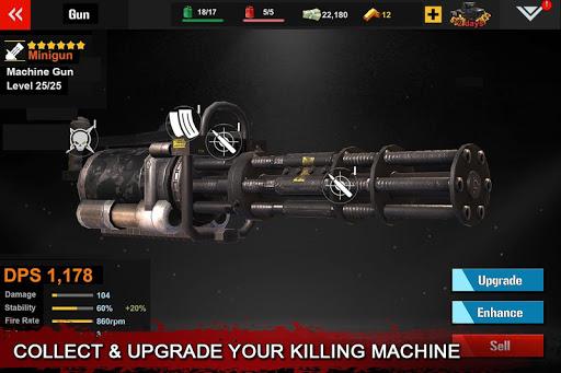 DEAD WARFARE: Zombie Shooting - Gun Games Free 2.15.8 screenshots 5
