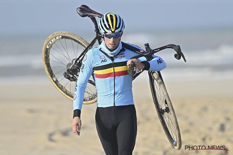 """Sven Vanthourenhout laat zich uit over crossen in VS: """"Goeie sfeer, maar veel sponsors zijn er niet opgesprongen"""""""
