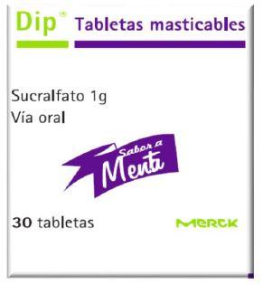 Dip Tabletas Masticables