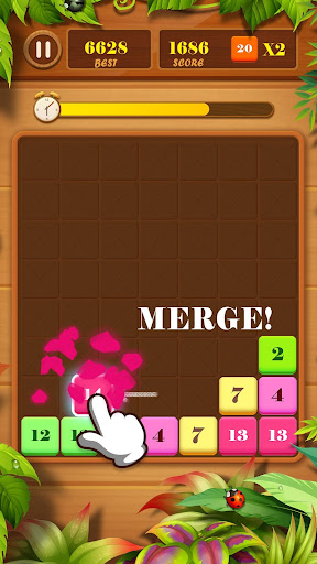 Drag n Merge: Block Puzzle screenshots 4