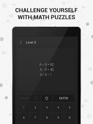 Math | Riddles and Puzzles Math Games 1.19 Screenshots 6