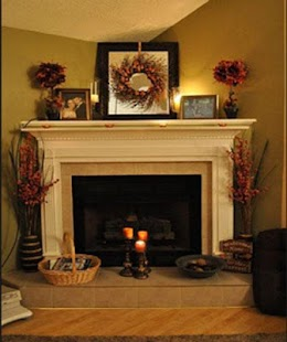 Fireplace Decorating Ideas - náhled