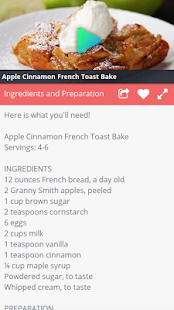 Cook and Taste - tasty recipes - náhled