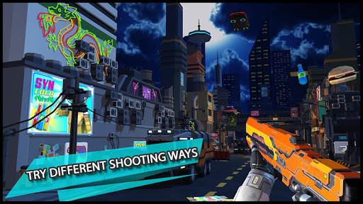 vraie guerre de feu robotique: tir libre scifi  captures d'écran 2