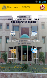 NUST SEECS screenshot