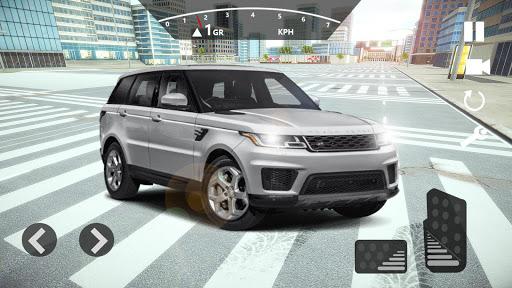 Crazy Car Driving & City Stunts: Rover Sport 1.8 Screenshots 9