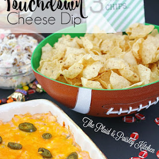 Touchdown Cheese Dip