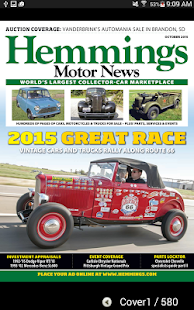 Hemmings Motor News- screenshot thumbnail
