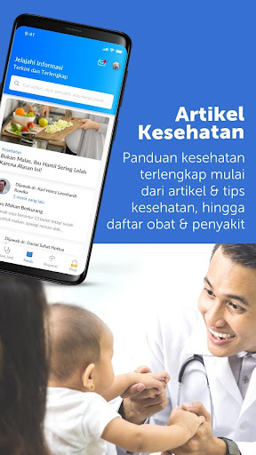 Alodokter - Chat Bersama Dokter screenshot 3