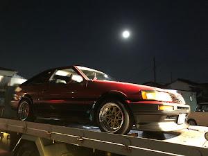 カローラレビン AE86 S62年 GT-Vのカスタム事例画像 かぼちゃままさんの2020年02月09日20:34の投稿