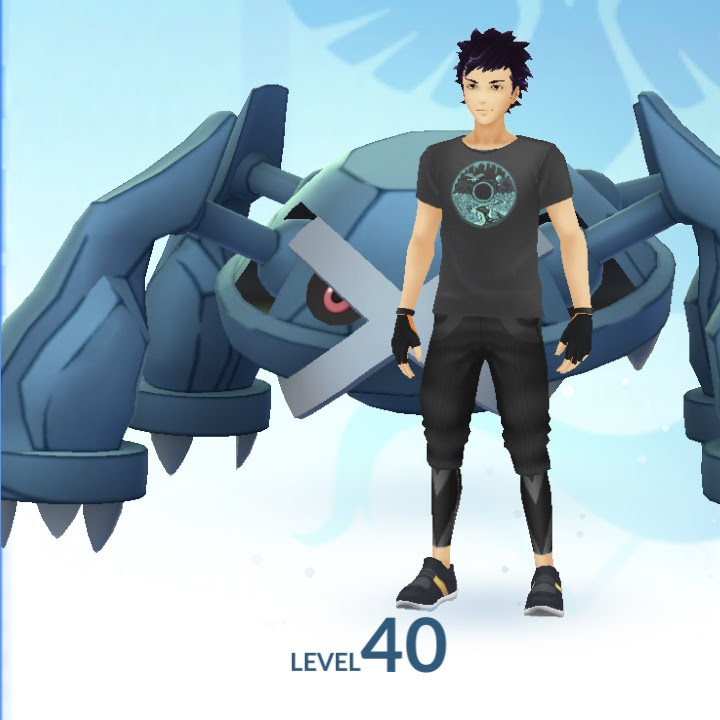 I'm at Level 40 and currently walking Metagross for candy.