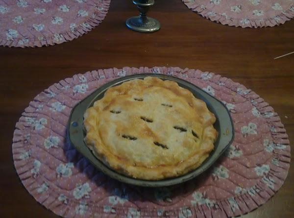 Rollande's French Meat Pie Recipe