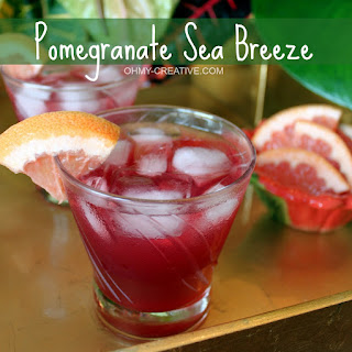 Pomegranate Sea Breeze