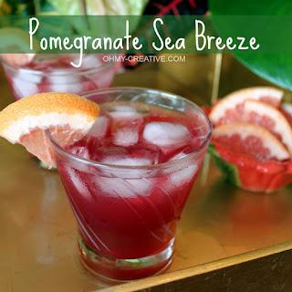 Pomegranate Sea Breeze.