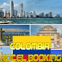 Colombia Hotel Booking icon
