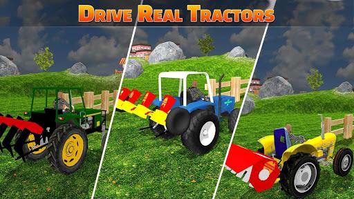 Tractor Farming Driver: Village Simulator 2019  screenshots 1