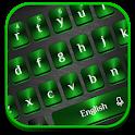 Green Black Metal Keyboard icon