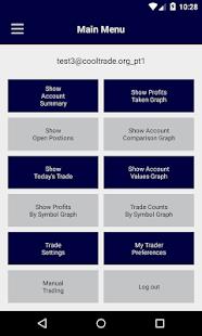 CoolTrade Profit Manager - náhled