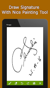 Signature Maker Real screenshot 19