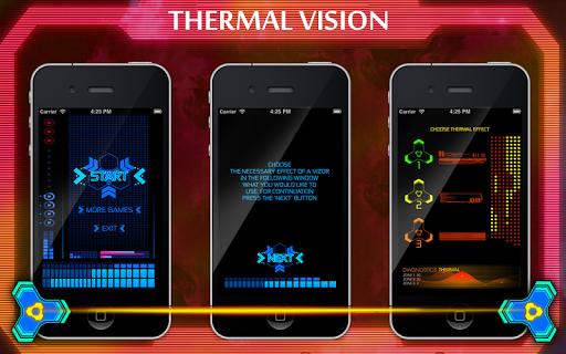 Thermal Vision Camera Pack