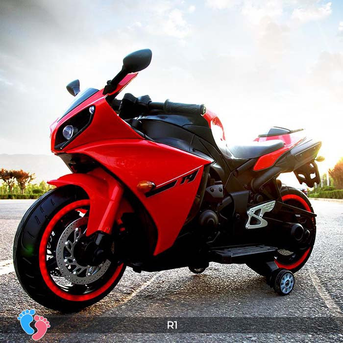 Xe mô tô điện thể thao cho trẻ R1 21
