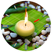 Feng Shui Analog Clock