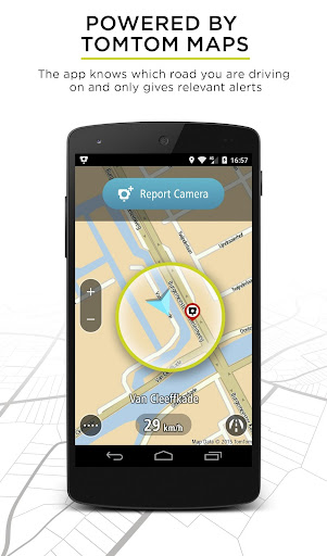TomTom Speed Cameras   Alerts & Live Traffic   Apps on Google Play