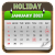 Indian Holiday Calendar 20  file APK for Gaming PC/PS3/PS4 Smart TV