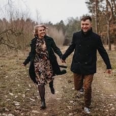 Wedding photographer Joanna F (kliszaartstudio). Photo of 24.04.2018