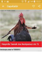 CapsKatür - Güncel Capsler screenshot 3