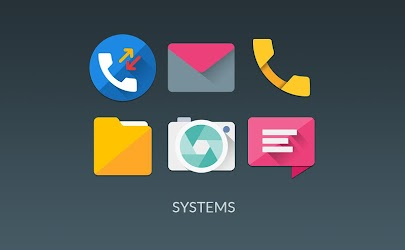 Materialistik Icon Pack v10.2 APK 2