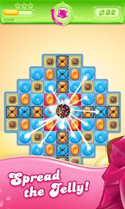 Candy Crush Jelly Saga 2.41.9 MOD APK (Unlock All Levels) 1