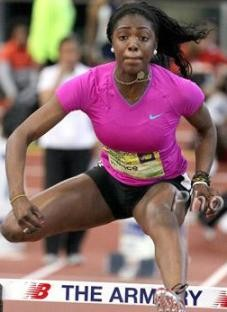 Sasha Wallace, shown at last year's NBNI, is now #3 all-time after beating Dior Hall.  Photorun.net photo