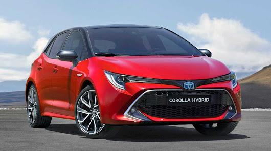 Toyota Corolla es el coche híbrido más vendido de España