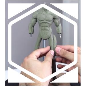 Curso de Escultura Para Iniciantes - Módulo 03