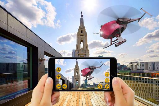 RC helicopter Ar Simulator 3 screenshots 6