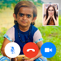 Chotu Dada - fake chat - video call icon
