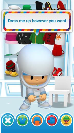 Talking Pocoyo 2 | Kids entertainment game!  screenshots 2