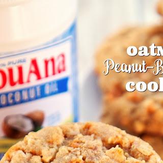 Oatmeal Peanut-Butterfinger Cookies Recipe