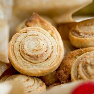 Cinnamon Walnut Pinwheel Cookies #FBCookieSwap