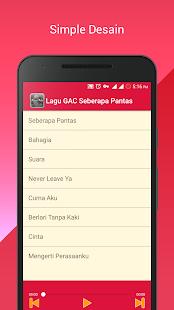 Lagu GAC Seberapa Pantas - náhled