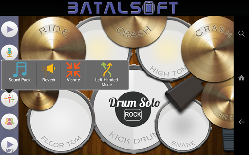 Drum Solo: Rock! Screenshot