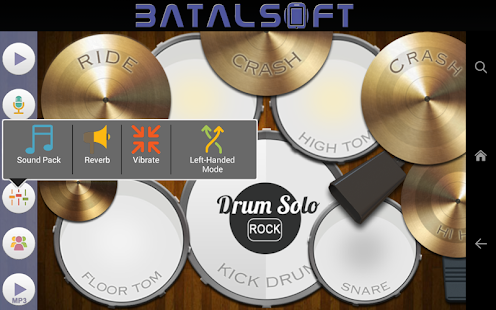 Drum Solo: Rock!- screenshot thumbnail