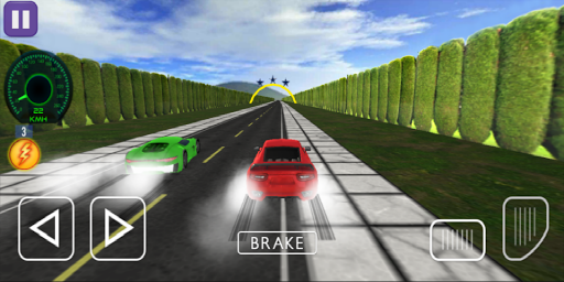 Real Car Racing Game 3D,2018: Drag Racing 1.5 screenshots 1