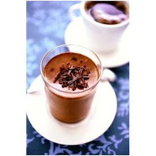 Low Calorie Chocolate Mousse